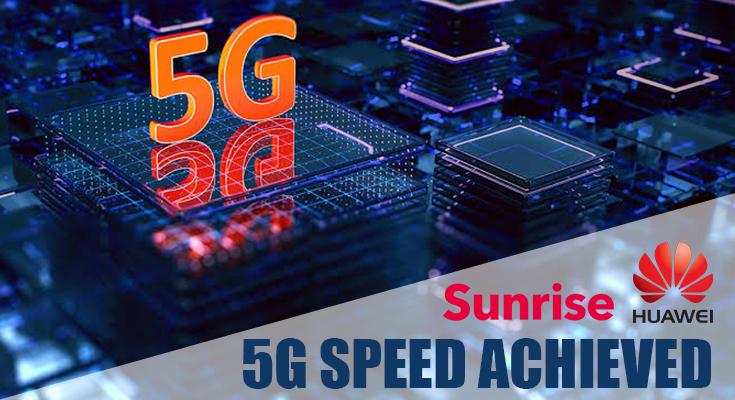 5G Speed