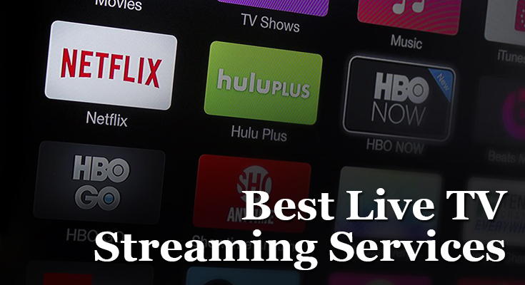Best Live TV Streaming