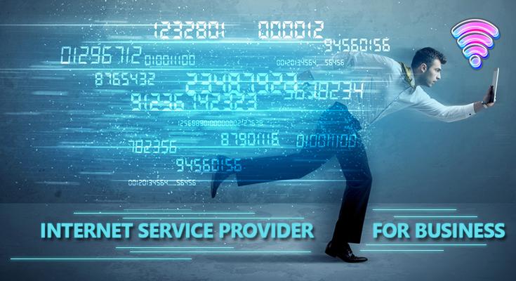 Internet Servicce Provider For Business