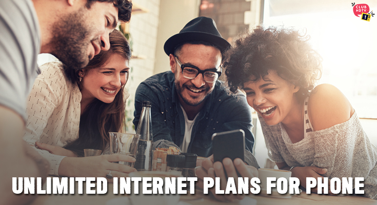 best unlimited internet plans