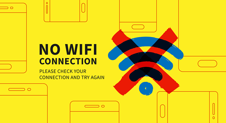 wifi connected no internet access