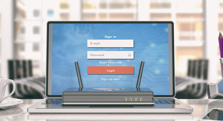 how to log into your router settings