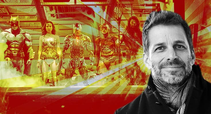 Zack Snyder's Justice League New Trailer