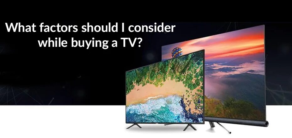 Tips for buying a tv